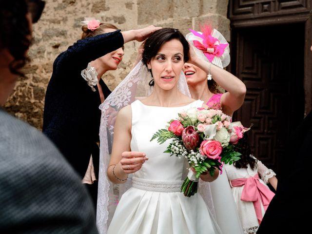 La boda de David y Almudena en Benavente, Zamora 30