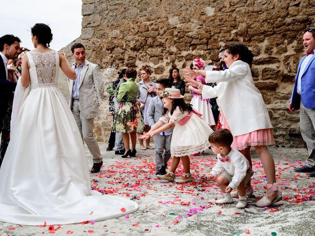 La boda de David y Almudena en Benavente, Zamora 31
