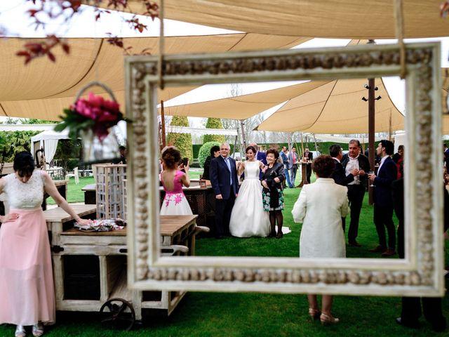 La boda de David y Almudena en Benavente, Zamora 33