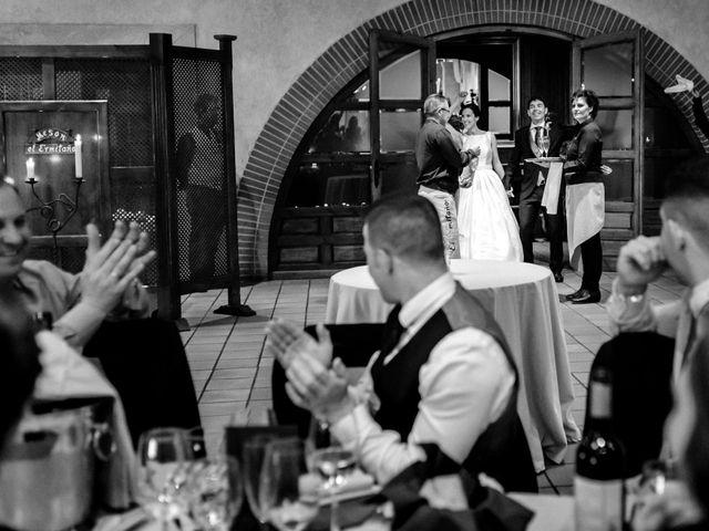 La boda de David y Almudena en Benavente, Zamora 34