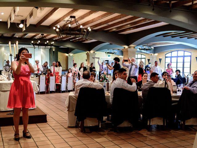 La boda de David y Almudena en Benavente, Zamora 35
