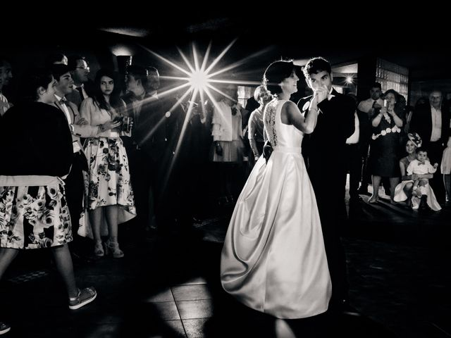 La boda de David y Almudena en Benavente, Zamora 41