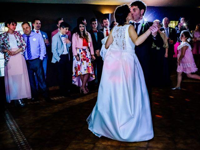 La boda de David y Almudena en Benavente, Zamora 42