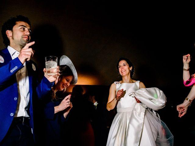 La boda de David y Almudena en Benavente, Zamora 47