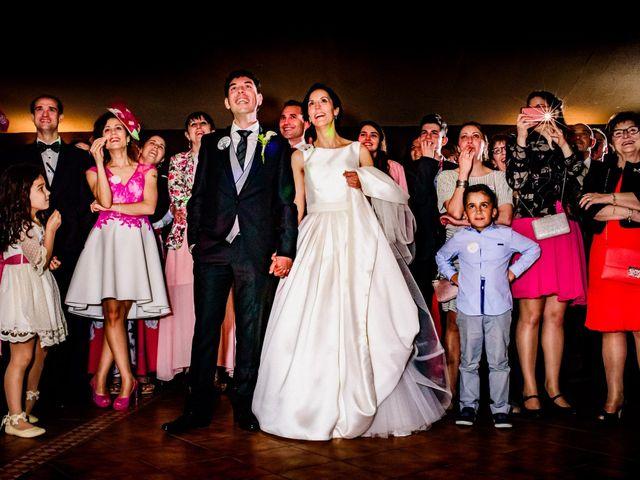 La boda de David y Almudena en Benavente, Zamora 48