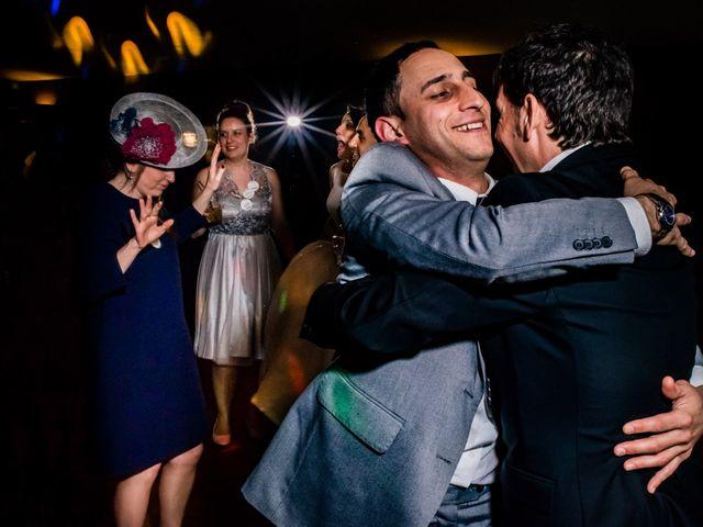 La boda de David y Almudena en Benavente, Zamora 50