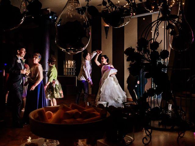 La boda de David y Almudena en Benavente, Zamora 54