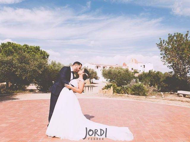 La boda de Samper  y Lara  en Vinaròs, Castellón 1