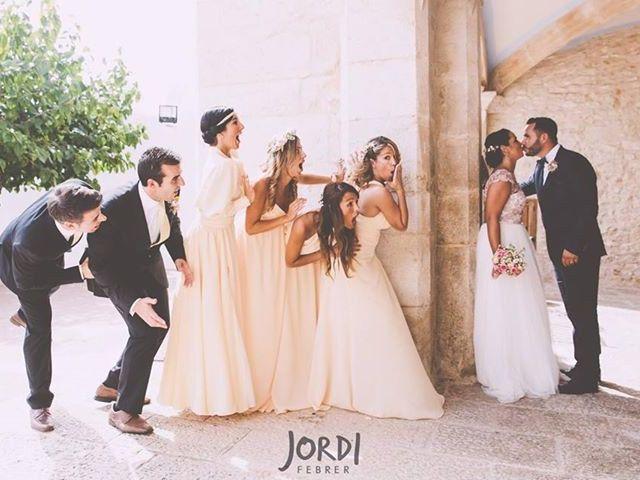 La boda de Samper  y Lara  en Vinaròs, Castellón 6