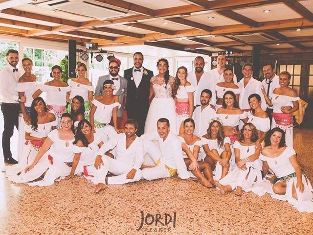 La boda de Samper  y Lara  en Vinaròs, Castellón 8