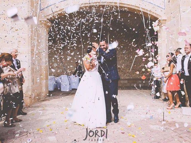 La boda de Samper  y Lara  en Vinaròs, Castellón 10