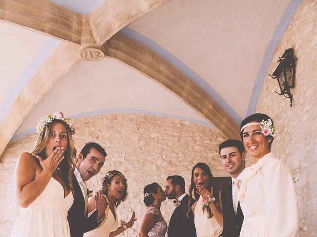 La boda de Samper  y Lara  en Vinaròs, Castellón 12