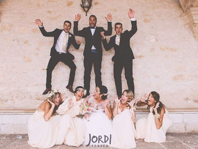 La boda de Samper  y Lara  en Vinaròs, Castellón 13