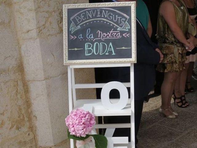 La boda de Samper  y Lara  en Vinaròs, Castellón 15