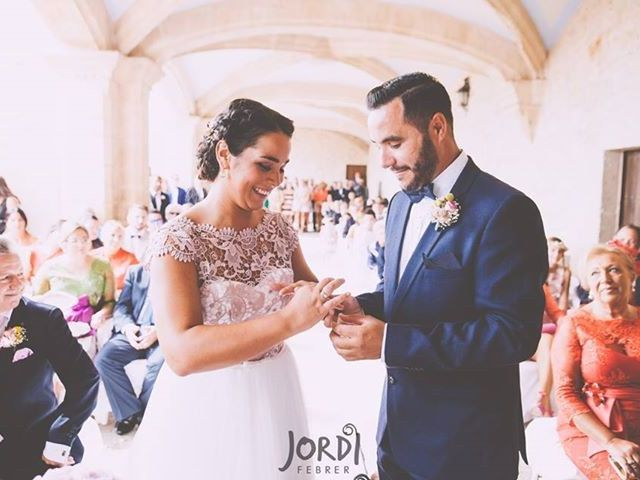 La boda de Samper  y Lara  en Vinaròs, Castellón 16