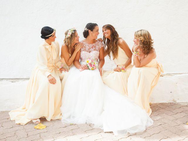 La boda de Samper  y Lara  en Vinaròs, Castellón 22
