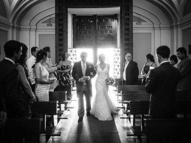 La boda de Fernando y Paloma en Boadilla Del Monte, Madrid 28