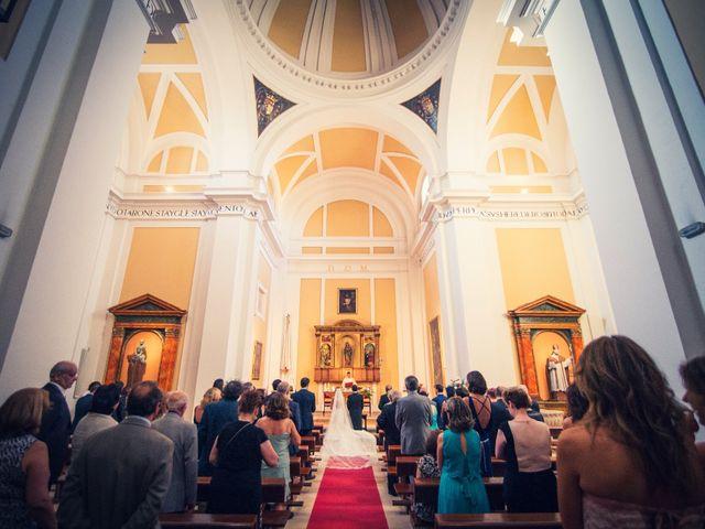 La boda de Fernando y Paloma en Boadilla Del Monte, Madrid 29