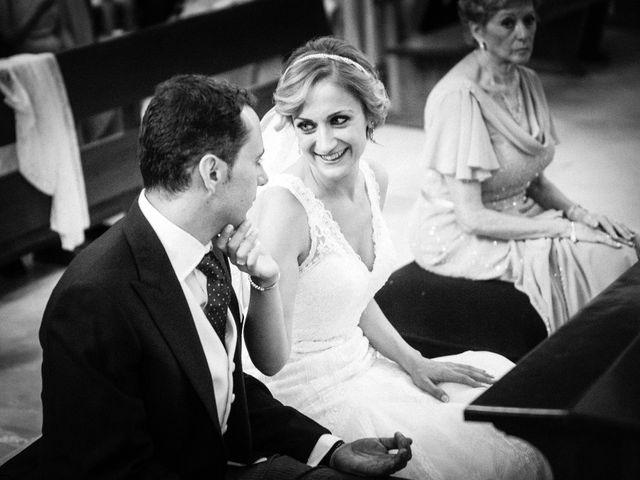 La boda de Fernando y Paloma en Boadilla Del Monte, Madrid 30