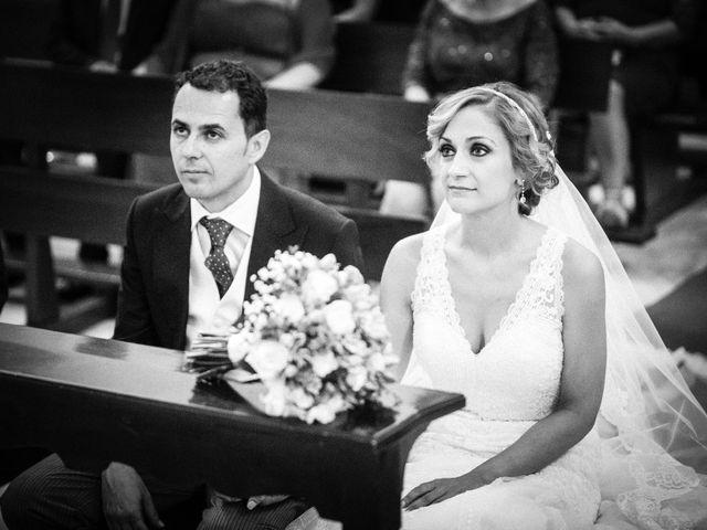 La boda de Fernando y Paloma en Boadilla Del Monte, Madrid 33