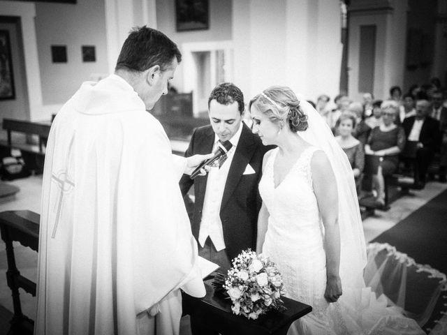 La boda de Fernando y Paloma en Boadilla Del Monte, Madrid 34