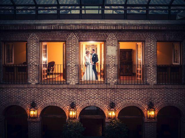 La boda de Fernando y Paloma en Boadilla Del Monte, Madrid 38