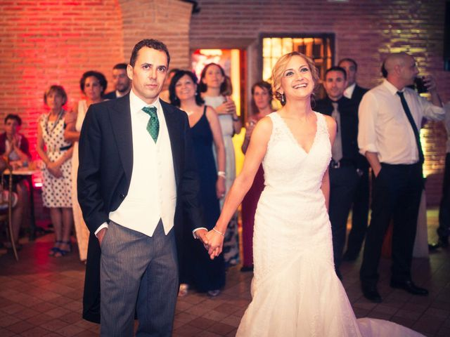 La boda de Fernando y Paloma en Boadilla Del Monte, Madrid 43