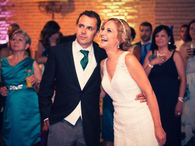 La boda de Fernando y Paloma en Boadilla Del Monte, Madrid 45