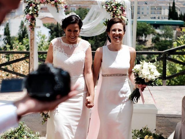 La boda de Mari Jose y Carolina