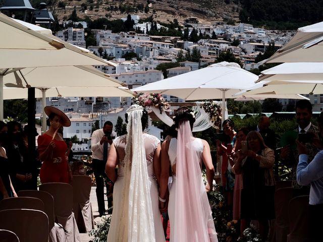 La boda de Carolina y Mari Jose en Cazorla, Jaén 6