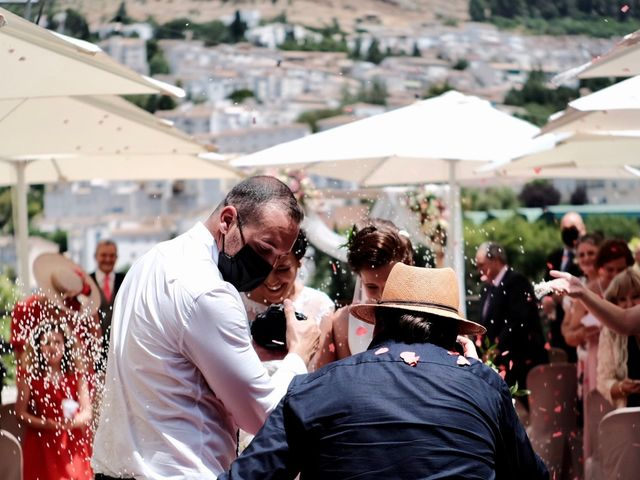 La boda de Carolina y Mari Jose en Cazorla, Jaén 7