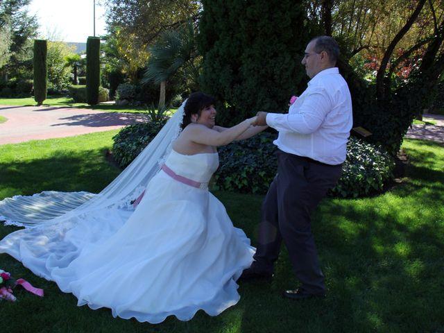 La boda de Miguel Ángel y Amparo  en Alcalá De Henares, Madrid 14
