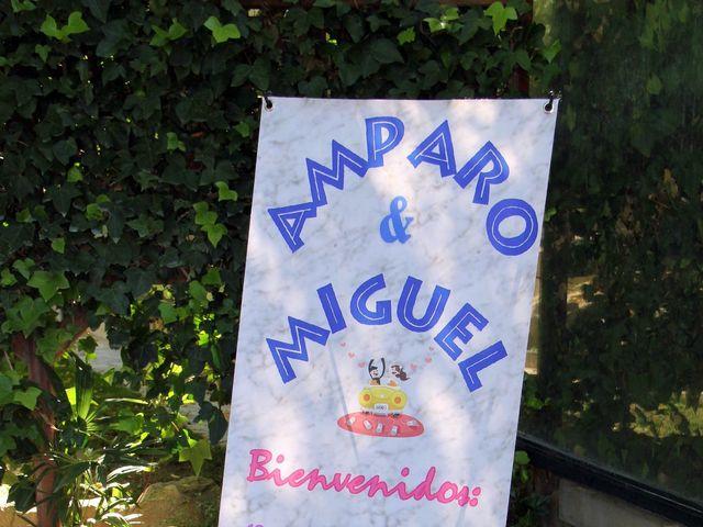 La boda de Miguel Ángel y Amparo  en Alcalá De Henares, Madrid 64