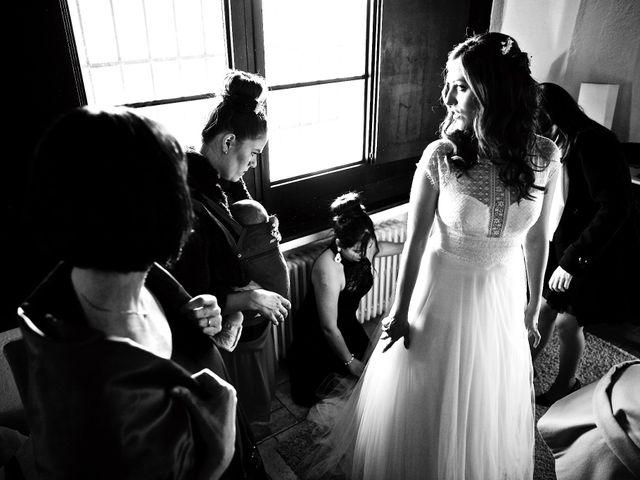 La boda de Kilian y Laura  en Rubio, Barcelona 1
