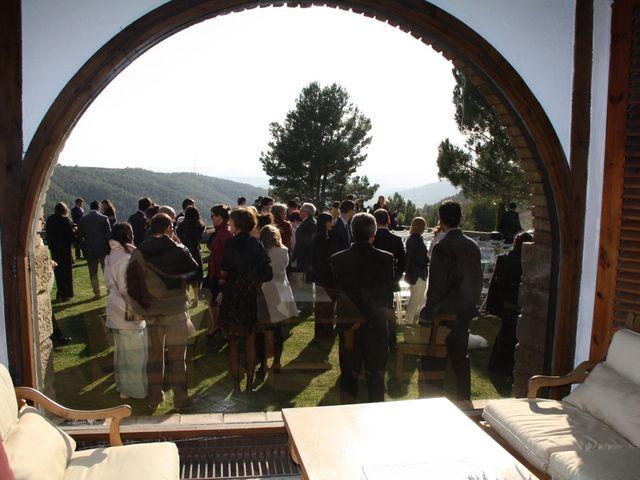 La boda de Kilian y Laura  en Rubio, Barcelona 7