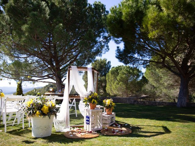 La boda de Kilian y Laura  en Rubio, Barcelona 11