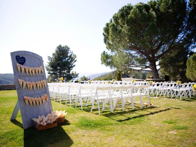 La boda de Kilian y Laura  en Rubio, Barcelona 12