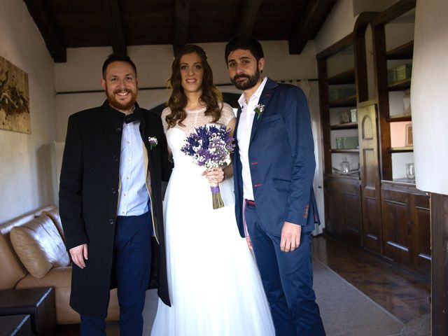 La boda de Kilian y Laura  en Rubio, Barcelona 21