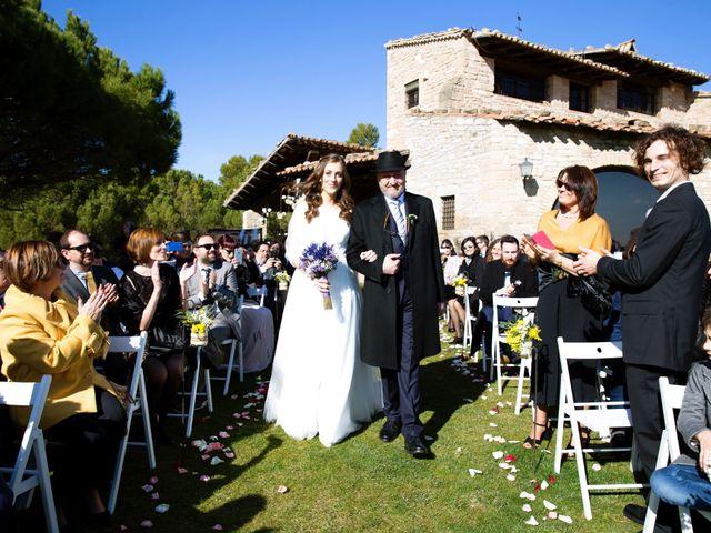 La boda de Kilian y Laura  en Rubio, Barcelona 25