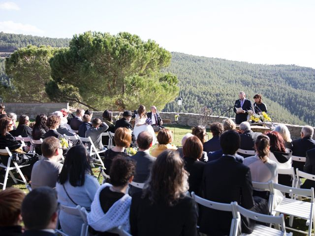 La boda de Kilian y Laura  en Rubio, Barcelona 27