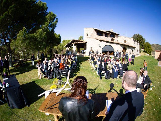 La boda de Kilian y Laura  en Rubio, Barcelona 29