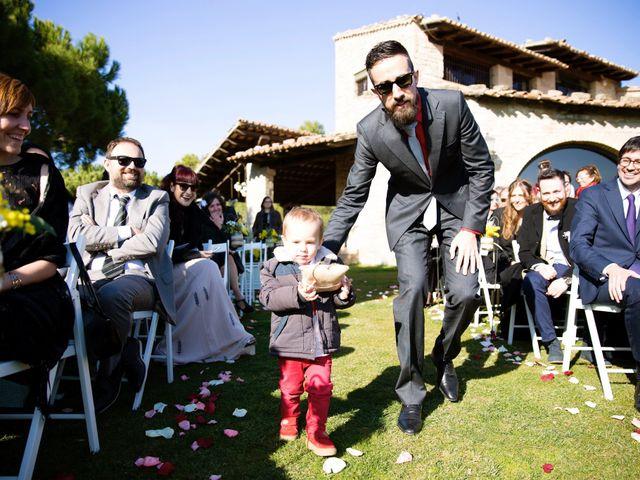 La boda de Kilian y Laura  en Rubio, Barcelona 31