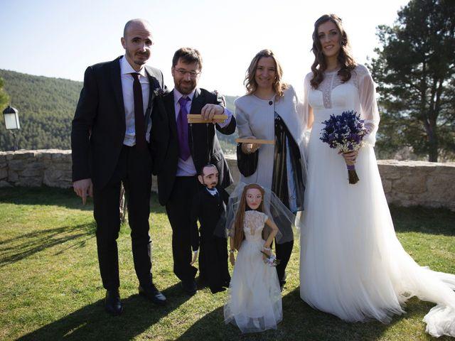 La boda de Kilian y Laura  en Rubio, Barcelona 33