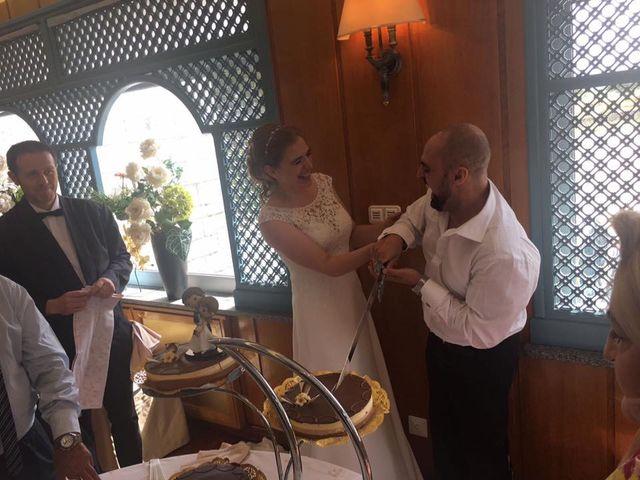La boda de David y Estibaliz en Guadarrama, Madrid 4