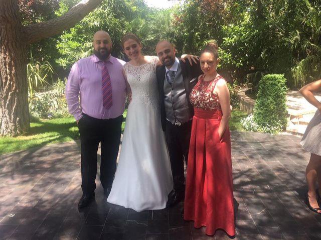 La boda de David y Estibaliz en Guadarrama, Madrid 5