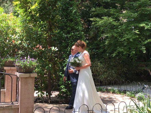 La boda de David y Estibaliz en Guadarrama, Madrid 6