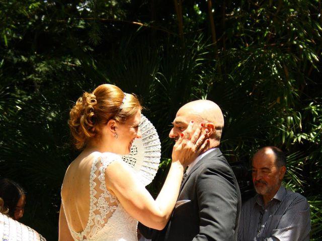 La boda de David y Estibaliz en Guadarrama, Madrid 8