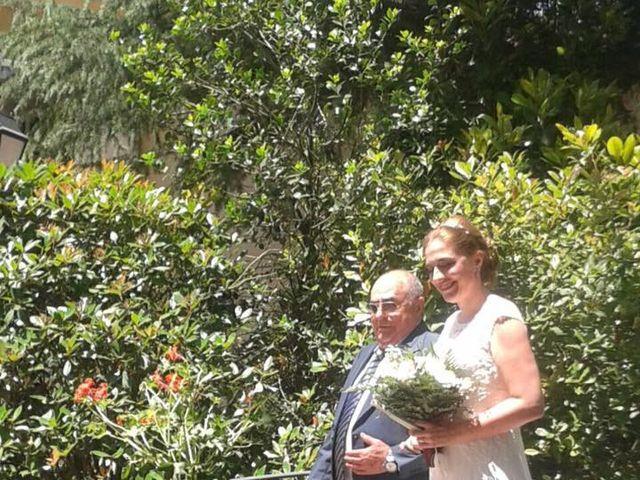 La boda de David y Estibaliz en Guadarrama, Madrid 9