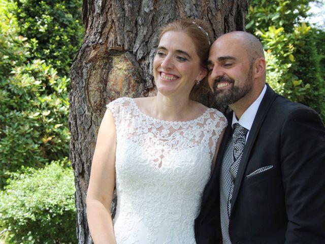 La boda de David y Estibaliz en Guadarrama, Madrid 2