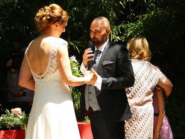 La boda de David y Estibaliz en Guadarrama, Madrid 10